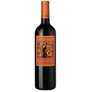 """Flasche Rotwein """"Gnarly Head Old Vine Zinfandel 2014"""""""